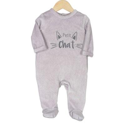 Pyjama bébé - Petit chat Pyjama bébé - Petit chat LES KINOUSSES