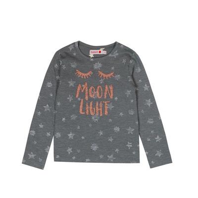 T-shirt Tricot Flame Pour Fille BOBOLI 76d46509e24