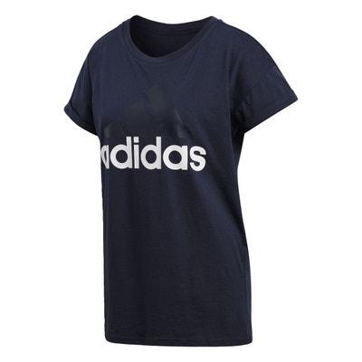 T-shirt Essentials Linear Loose adidas Performance cda0989824a