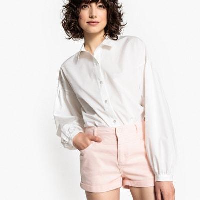 Loose hemd met bloezende mouwen Loose hemd met bloezende mouwen La Redoute Collections