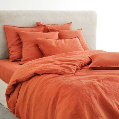 Housse De Couette Orange La Redoute