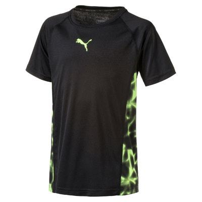 T-shirt col rond manches courtes 6-16 ans PUMA