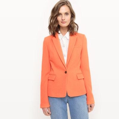 Giacca blazer taglio attillato Giacca blazer taglio attillato La Redoute Collections