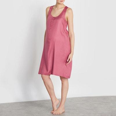 Camicia da notte da gravidanza e allattamento La Redoute Collections