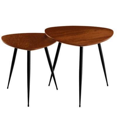 Tables basses scandinaves Quercus (lot de 2) Tables basses scandinaves Quercus (lot de 2) RENDEZ VOUS DECO