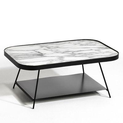 Table Basse Design Noir En Solde La Redoute