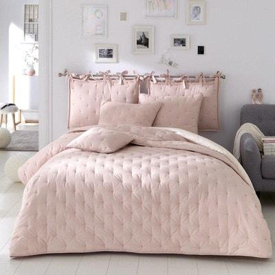couvre lit rose - Couverture Lit