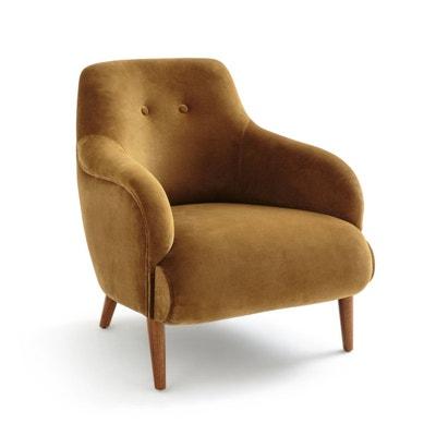 Fauteuil Jaune Vintage fauteuil jaune | la redoute