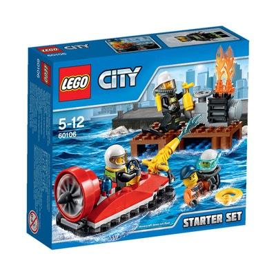 Ensemble de démarrage pompiers - LEG60106 LEGO