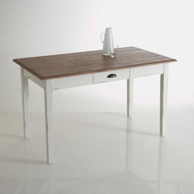 table de cuisine pin massif 2 4 couverts rosid table de cuisine pin - Buffet Avec Table Retractable