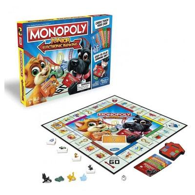Monopoly Junior Electronique Monopoly Junior Electronique HASBRO