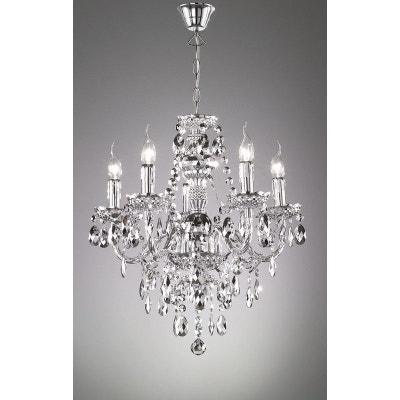 Lustre baroque 5 Lampes Lustre baroque 5 Lampes TRIO
