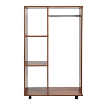 petite armoire penderie en solde la redoute. Black Bedroom Furniture Sets. Home Design Ideas