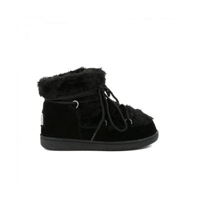 f7818bb29d273 Boots nubuck LAETITIA CASSIS COTE D AZUR