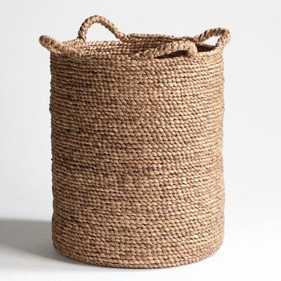 Raga Round Woven Basket, Height 55cm AM.PM.