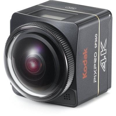 Caméra 360 KODAK SP360 4K Extreme Pack KODAK