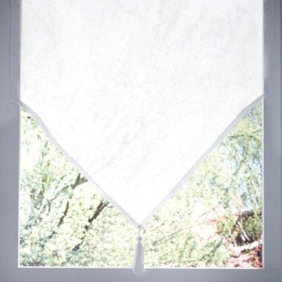 Jubba Tassel-Trim Single Curtain Panel Jubba Tassel-Trim Single Curtain Panel La Redoute Interieurs