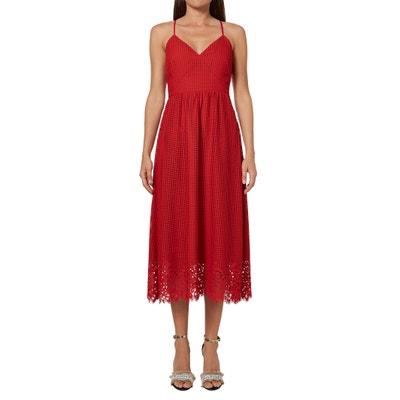 Halflange wijde jurk Halflange wijde jurk TOMMY HILFIGER