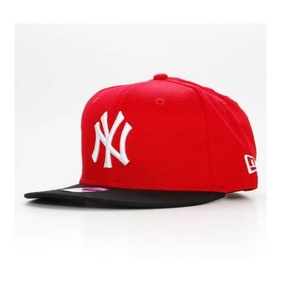 NEW ERA Enfant Snapback NY YANKEES Block Rouge - Noir Casquette Kids 9Fifty  NEW ERA Enfant. NEW ERA CAP 6e8e4ef497d