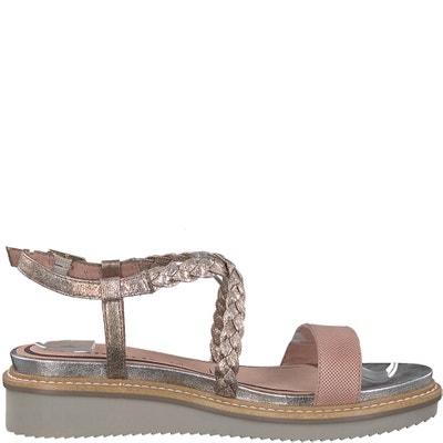 Eda Leather Sandals TAMARIS