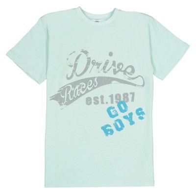 Camiseta con motivo delante, 3-12 años Camiseta con motivo delante, 3-12 años La Redoute Collections