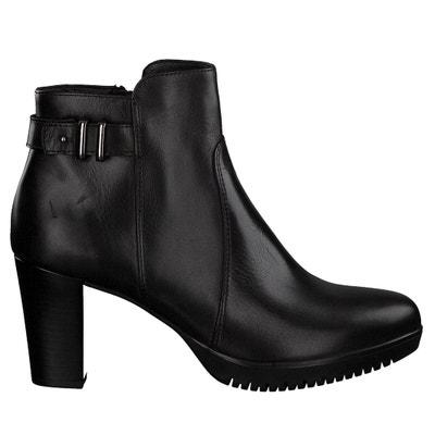 Boots cuir Carad Boots cuir Carad TAMARIS