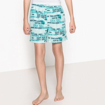 Shorts da bagno fantasia 10-16 anni La Redoute Collections