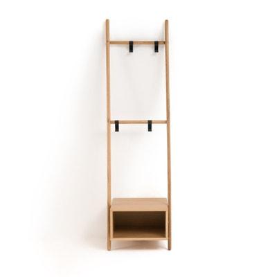 Perchero bastidor de pared con cajón de almacenaje LISIMBO La Redoute Interieurs