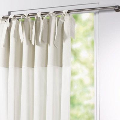Voilage pur coton nouettes, OSMAIN La Redoute Interieurs