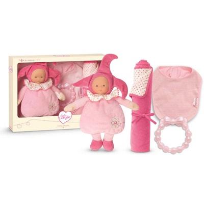Babi Corolle : Coffret naissance Lutin rose COROLLE