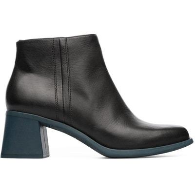 Peu k400048-006 bottines femme  noir Camper  La Redoute