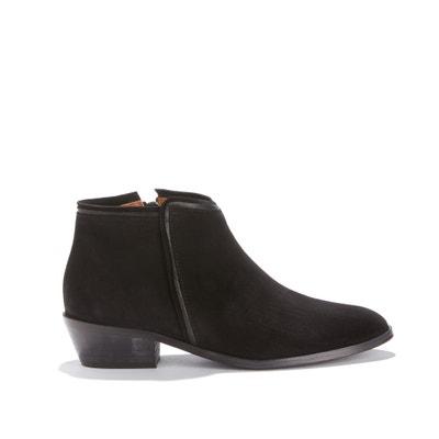 Boots à petit talon, cuir de veau BELLA Boots à petit talon, cuir de veau BELLA ANONYMOUS COPENHAGEN