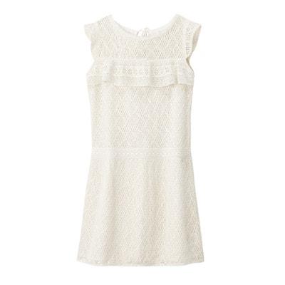 Effen korte jurk met korte mouwen Effen korte jurk met korte mouwen JOE RETRO