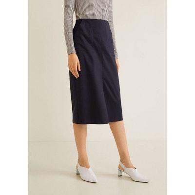 Jupe elastique femme en solde   La Redoute 114dcb018821