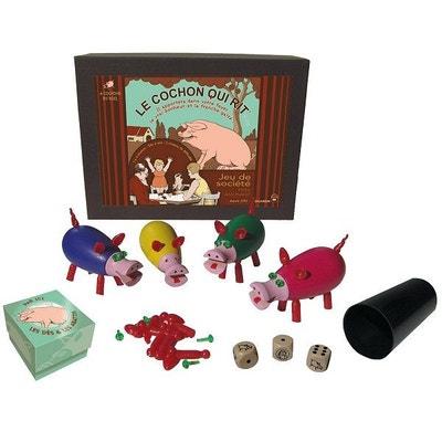 Le cochon qui rit : Version Deluxe DUJARDIN