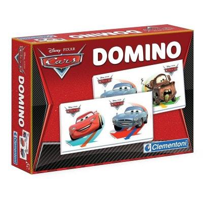 Domino Pocket Cars 2 CLEMENTONI