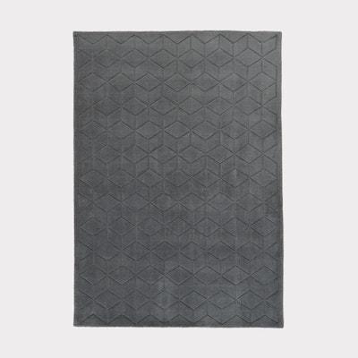 Tappeto in pura lana effetto 3D, Falke Tappeto in pura lana effetto 3D, Falke La Redoute Interieurs