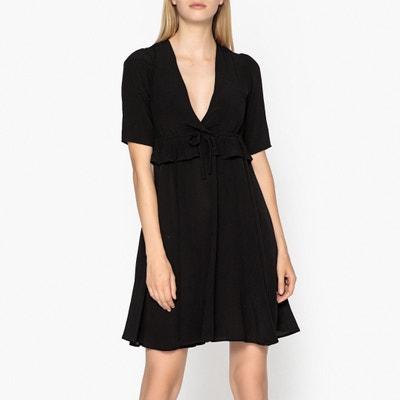 Short Wrapover Dress Short Wrapover Dress SOEUR