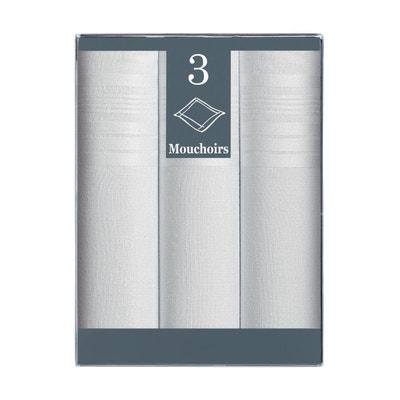 Boîte de 3 mouchoirs Diffusion Homme Arthur Boîte de 3 mouchoirs Diffusion Homme Arthur WINKLER