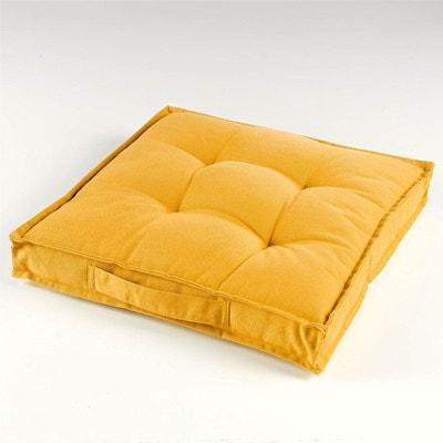 coussin jaune la redoute. Black Bedroom Furniture Sets. Home Design Ideas