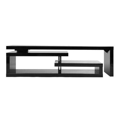 meuble tv design laqu pivotant max v2 miliboo