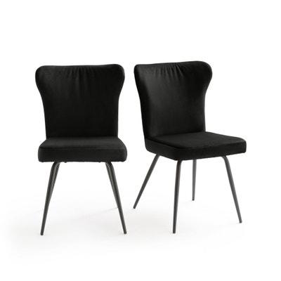 2er-Set Vintage-Stühle LUXORE mit Samtbezug 2er-Set Vintage-Stühle LUXORE mit Samtbezug La Redoute Interieurs