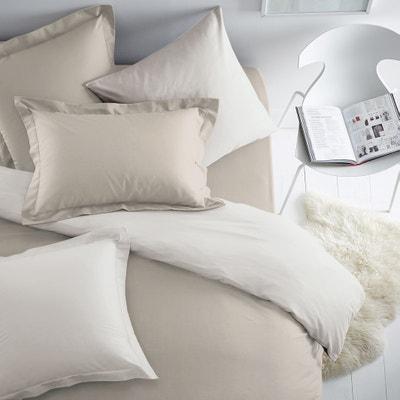 Kissenbezug SCENARIO, Baumwolle, zweifarbig Kissenbezug SCENARIO, Baumwolle, zweifarbig La Redoute Interieurs