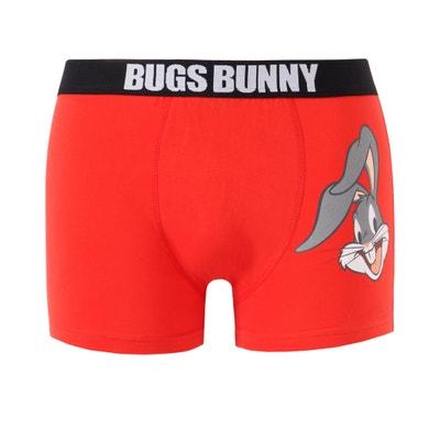 Boxer imprimé Bugs Bunny BUGS BUNNY