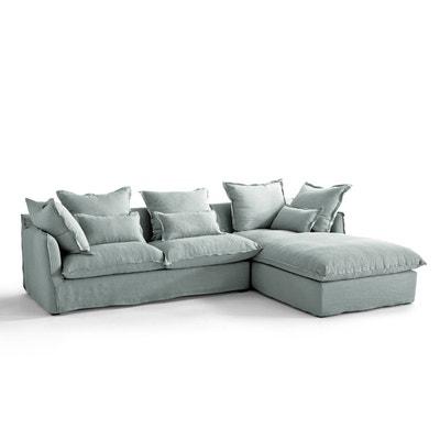 canape vert en solde la redoute. Black Bedroom Furniture Sets. Home Design Ideas