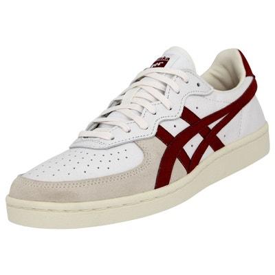 Asics ONITSUKA TIGER GSM Chaussures Mode Sneakers Homme Cuir Asics ONITSUKA TIGER GSM Chaussures Mode Sneakers Homme Cuir ASICS