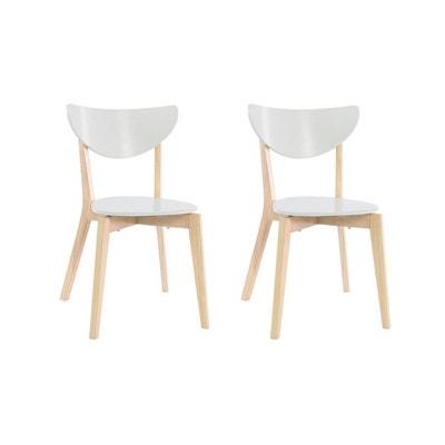 Chaise pied bois | La Redoute on