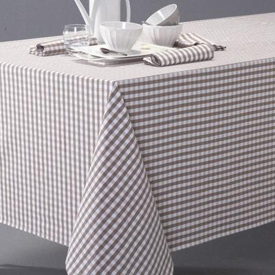 Toalha de mesa vichy em puro algodão tecido tingido, GARDEN PARTY Toalha de mesa vichy em puro algodão tecido tingido, GARDEN PARTY La Redoute Interieurs