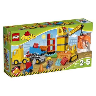Le grand chantier 10813 LEGO