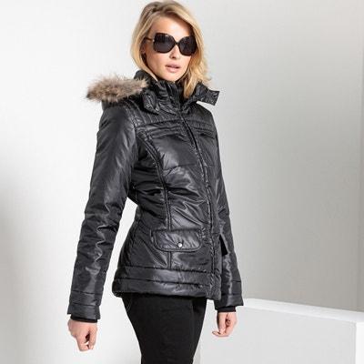 Short Zip-Up Hooded Coat Short Zip-Up Hooded Coat ANNE WEYBURN
